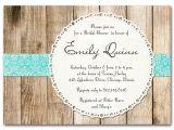 Free Printable Bridal Shower Invitations Rustic Bridal Shower Invitation Rustic Vintage Gender Neutral