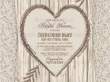 Free Printable Bridal Shower Invitations Rustic Wonderful Rustic Wedding Shower Invitations