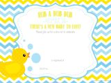 Free Printable Chevron Baby Shower Invitations Free Printable Duck Chevron Baby Shower Invitation