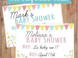 Free Printable Christmas Baby Shower Invitations Free Printable Baby Shower Invitation Easy Peasy and Fun