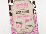 Free Printable Cowgirl Baby Shower Invitations Cowgirl Baby Shower Invitation Printable Cowgirl Baby Shower