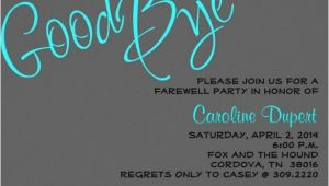 Free Printable Farewell Party Invitations Farewell Party Invitation Template 20 Free Psd format