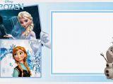 Free Printable Frozen Birthday Invitations Templates so Cute Frozen Free Printable Invitations Oh My Fiesta