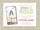 Free Printable Graduation Open House Invitations Graduation Invitation Open House Printable by Invitationceleb