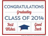 Free Printable Graduation Party Invitations 2014 Free 2014 Graduation Party Printables From Printabelle