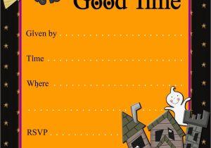 Free Printable Halloween Birthday Party Invitations Templates Free Halloween Flyer Invitations Printable