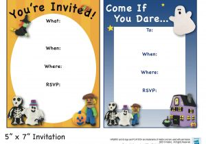 Free Printable Halloween Birthday Party Invitations Templates Printable Halloween Birthday Party Invitations – Festival