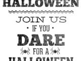 Free Printable Halloween Party Invitations Free Printable Halloween Party Invitation the Graffical Muse