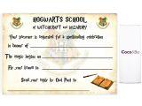 Free Printable Harry Potter Birthday Invitations Harry Potter Ticket Invitation Template Bagvania Free
