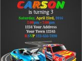 Free Printable Hot Wheels Birthday Party Invitations Hot Wheels Invitation Cars Invitation Hot by