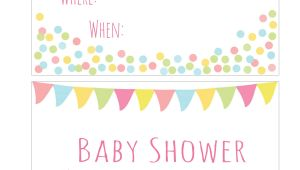 Free Printable Invitations Baby Shower Free Printable Baby Shower Invitation Easy Peasy and Fun