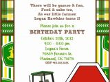 Free Printable John Deere Baby Shower Invitations Items Similar to Customizable Printable John Deere Invite