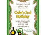 Free Printable John Deere Baby Shower Invitations John Deere Inspired Printable Invitation 5 Diy Green Yellow