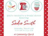 Free Printable Kitchen Bridal Shower Invitations Bridal Shower Invitations Free Kitchen Bridal Shower