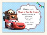Free Printable Lightning Mcqueen Birthday Party Invitations 301 Moved Permanently