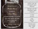 Free Printable Mason Jar Bridal Shower Invitations Items Similar to Printable Bridal Shower Invitation