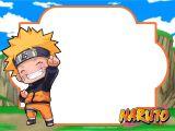 Free Printable Naruto Birthday Invitations Free Printable Naruto Birthday Invitation Template