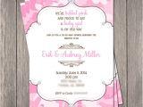 Free Printable Pink Camo Birthday Invitations Pink Camo Bling Baby Shower Invitation Printable 5 Quot X 7