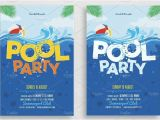 Free Printable Pool Party Invites 28 Pool Party Invitations Free Psd Vector Ai Eps