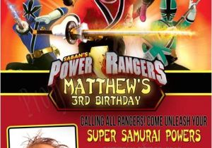 Free Printable Power Ranger Birthday Invitations Personalized Printable Invitations Cmartistry Power