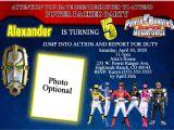Free Printable Power Ranger Birthday Invitations Power Ranger Birthday Invitations Gangcraft Net