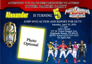 Free Printable Power Ranger Birthday Invitations Power Ranger Birthday Invitations Gangcraft Net