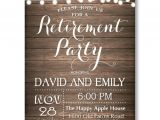 Free Printable Retirement Party Invitations Surprise Retirement Party Invitations – Gangcraft