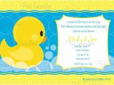 Free Printable Rubber Ducky Baby Shower Invitations 6 Best Of Ducky Baby Shower Banner Free Printable