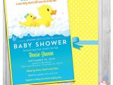 Free Printable Rubber Ducky Baby Shower Invitations Rubber Ducky Baby Shower Invitations Printable by