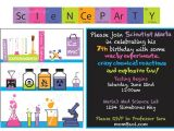 Free Printable Science Birthday Party Invitations Mad Science Birthday Party Invitations Drevio