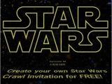 Free Printable Star Wars Birthday Invitation Templates Free Printable Star Wars Birthday Invitations – Template