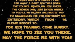 Free Printable Star Wars Birthday Invitation Templates Free Samples Printable Star Wars Birthday Invitations