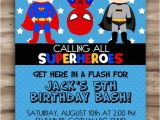 Free Printable Superhero Birthday Invitation Templates Free Superhero Invitation Template Best 25 Superhero