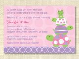Free Printable Turtle Baby Shower Invitations Pink Turtle Baby Shower Instant Download Editable Pdf by