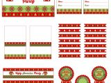 Free Printable Ugly Christmas Sweater Party Invitations Free Ugly Sweater Party Printables Catch My Party
