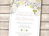Free Printable Vintage Baby Shower Invitations Free Bridal Shower Invitation Templates for Microsoft Word