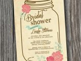 Free Printable Vintage Bridal Shower Invitations Bridal Shower Invitation Printable Custom Diy Wedding