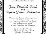 Free Printable Wedding Invitation Templates Free Printable Wedding Invitation Templates Hohmannnt