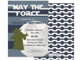 Free Printable Yoda Birthday Invitations Modern Star Wars Invitation Custom Printable Pbk