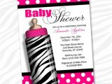 Free Printable Zebra Print Baby Shower Invitations Free Printable Zebra Baby Shower Invitations Cobypic
