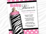 Free Printable Zebra Print Baby Shower Invitations Unavailable Listing On Etsy
