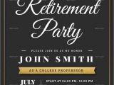 Free Retirement Party Invitation Flyer Templates Gold Retirement Flyer Template Powerpoint Retirement