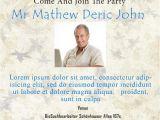 Free Retirement Party Invitation Flyer Templates Retirement Party Flyer Templates Demplates