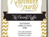 Free Retirement Party Invitation Flyer Templates Retirement Party Invitation Template Party Invitations