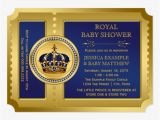 Free Royal Prince Baby Shower Invitation Template Custom Royal Baby Shower Invites Templates