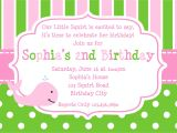 Free Samples Of Party Invitations 21 Kids Birthday Invitation Wording that We Can Make