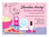 Free Slumber Party Invitations Sleepover Party Invitations Templates Free