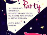 Free Slumber Party Invitations to Print Customize A Free Printable Slumber Party Invitation