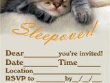 Free Slumber Party Invitations to Print Printable Sleepover Invitation