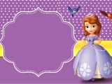 Free sofia the First Birthday Invitations sofia the First Free Printable Invitations